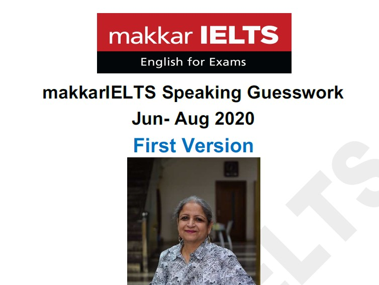 Makkar ielts Speaking pdf